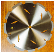 Poly-Crystalline Diamond Blade