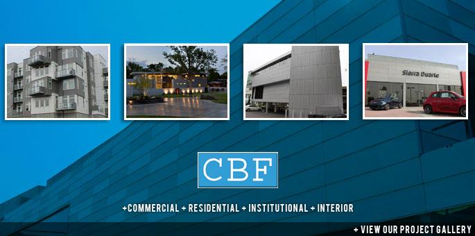 CBF Project Gallery