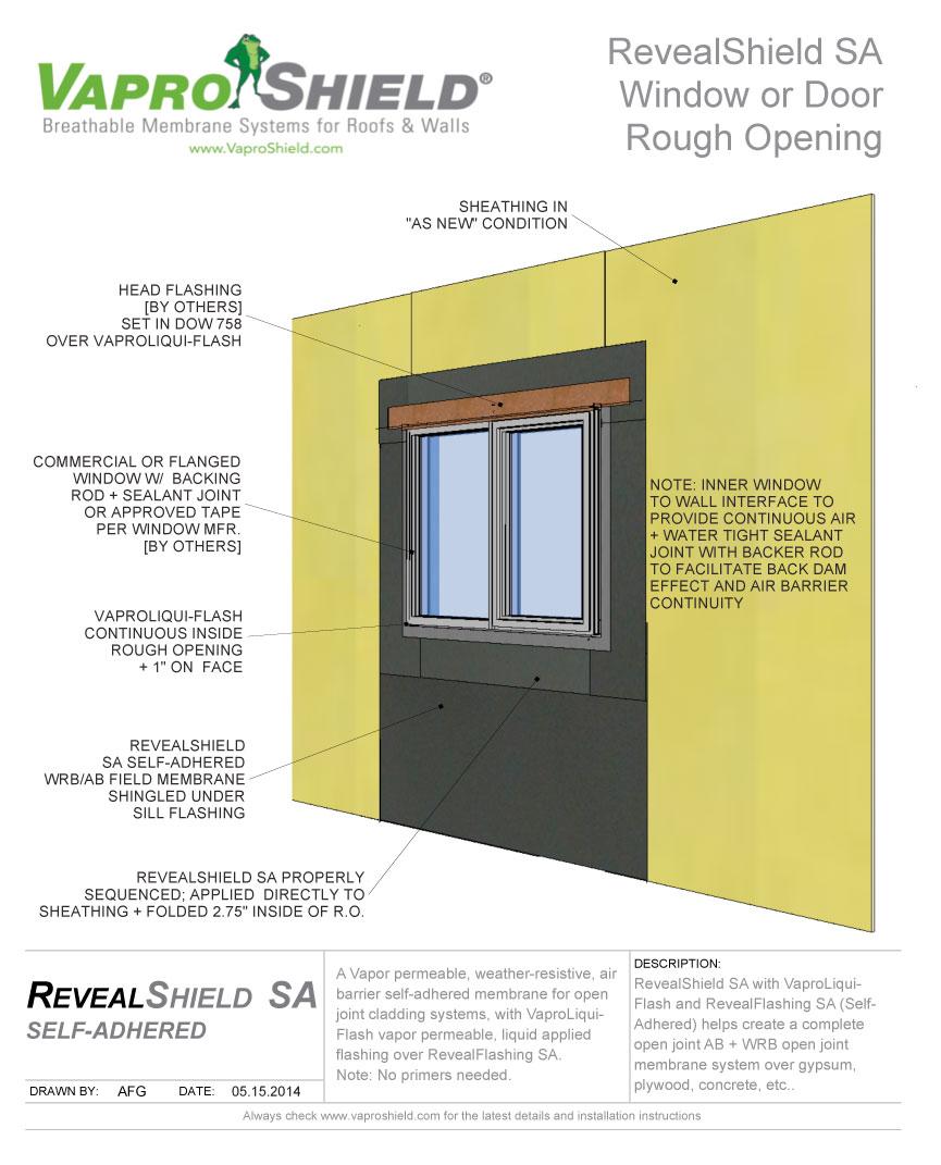 Window RO | Cement Board Fabricators, Louisville