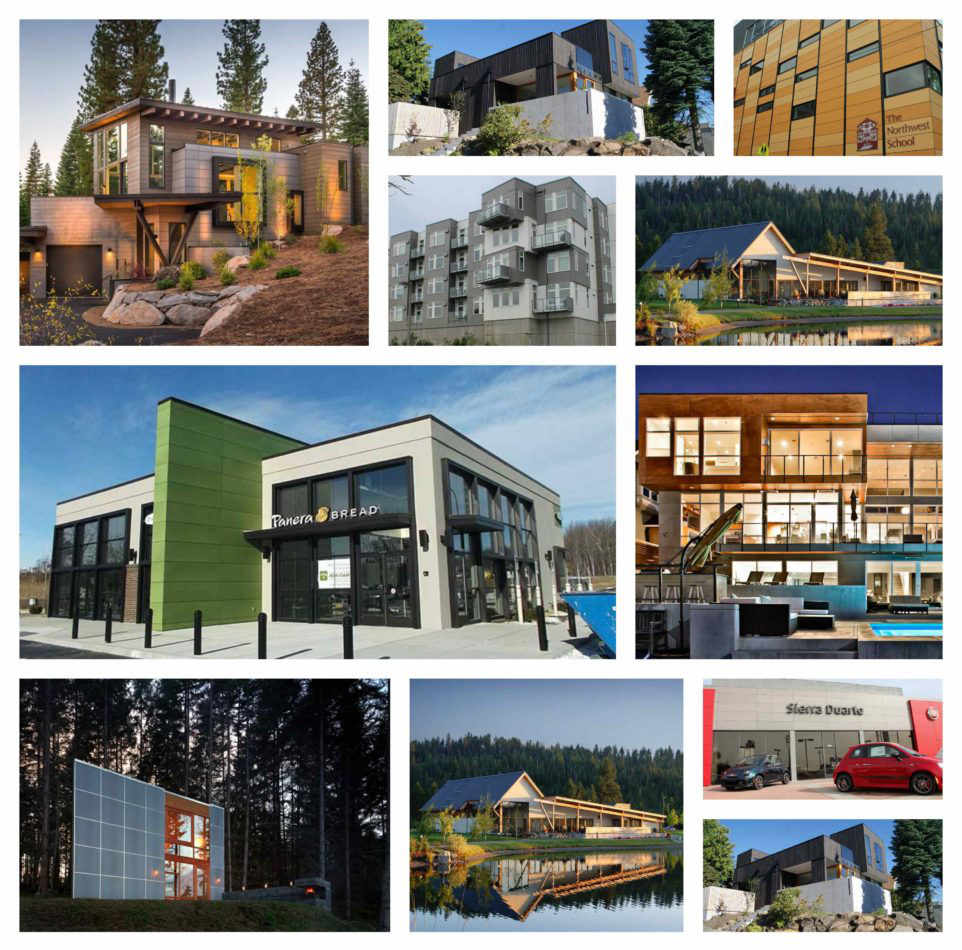Cement Board Fabricators Commercial Projects