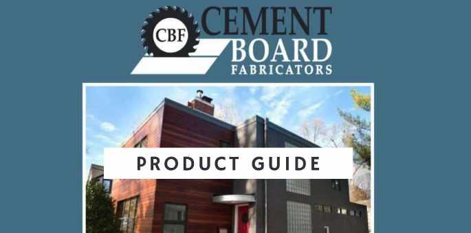 Quality Fiber Cement Board Cladding
